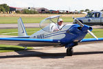 G-AVNY @ EGBR - Sportavia Fournier RF4D at Breighton Airfield's Summer Fly-In, August 21st 2011. - by Malcolm Clarke