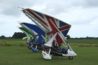 G-CIGG @ X3CX - Parked at Northrepps. - by Graham Reeve