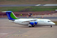 EI-CNQ @ EGBB - BAe 146-200 [E2031] (Cityjet) Birmingham Int'l~G 18/03/2006 - by Ray Barber