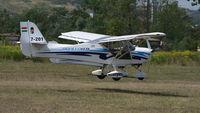 7-201 @ LHMC - Miskolc Airport, Hungary- Airshow 2015 - landing - by Attila Groszvald-Groszi