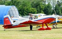C-GURV @ CYRP - At the EAA breakfast fly in dispersal area. - by Dirk Fierens
