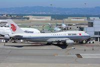 B-2486 @ KSFO - Boeing 747-800