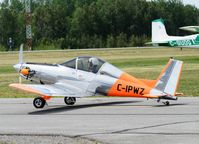C-IPWZ @ CYRP - Departing from the EAA breakfast fly in. - by Dirk Fierens