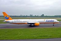 D-ABOJ @ EDDL - Boeing 757-330 [29019] (Condor) Dusseldorf~D 27/05/2006 - by Ray Barber