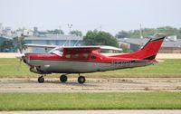 N77BV @ KOSH - Cessna P210N