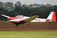 D-KCVV @ EBNM - Take off. - by Raymond De Clercq