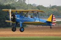 G-IIIG @ EBNM - Take off. - by Raymond De Clercq