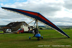 G-MWIS @ X4HD - at Crosland Moor - by Chris Hall