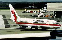 CS-TEO @ LSZH - Air Portugal - by kenvidkid