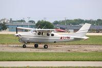 N727F @ KOSH - Cessna P210N