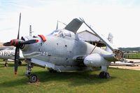 49 @ LFLQ - Breguet Br.1050 Alizé, Musée Européen de l'Aviation de Chasse, Montélimar-Ancône airfield (LFLQ) - by Yves-Q