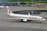 CN-ROS @ LFPO - Boeing 737-8B6 [37718] (Royal Air Maroc) Paris-Orly~F 13/06/2009 - by Ray Barber