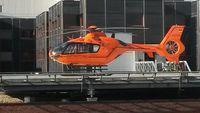 D-HZSN - Parked on roof off Hospital MST Enschede - by Twente Radar
