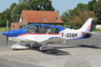F-GSBM - DR40 - Not Available