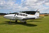 G-OART @ X3CX - Parked at Northrepps. - by Graham Reeve