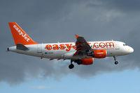 G-EZAV @ EGKK - Airbus A319-111 [2803] (EasyJet) Gatwick ~G 17/07/2010