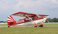 N35BW @ KOSH - American Champion 8KCAB - by Mark Pasqualino