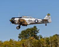 N190FS @ KBVS - Heritage Flight Museum - by Terry Green