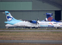 OM-VRC @ LFBF - Stored @ LFBF since his demise... additional 'Ostrava Airport' patch - by Shunn311