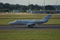 CS-DGW @ EGCN - CS-DGW arriving at DSA. - by Roverscal