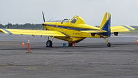 C-GWNU @ PHTO - Picture taken in Hilo, HI. Aircraft and sister ship on their way to Australia - by Kirk Jorgenson