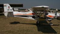 38-55 @ LHHO - Hajdúszoboszló Airport, Hungary - 60. Hungary Gliding National Championship and third Civis Thermal Cup, 2015 - by Attila Groszvald-Groszi
