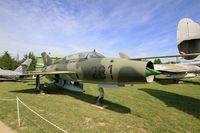 281 @ LFLQ - Mikoyan-Gurevich MiG-21UT, Musée Européen de l'Aviation de Chasse, Montélimar-Ancône airfield (LFLQ) - by Yves-Q