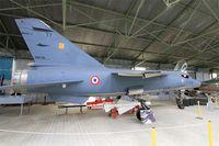 37 @ LFLQ - Dassault Mirage F1C, Musée Européen de l'Aviation de Chasse, Montélimar-Ancône airfield (LFLQ) - by Yves-Q