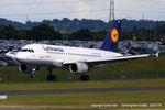 D-AILK @ EGBB - Lufthansa - by Chris Hall