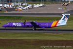 G-JECG @ EGBB - flybe - by Chris Hall