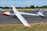 G-DCUJ @ X3TB - Parked at Tibenham. - by Graham Reeve