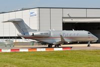 9H-VCM @ EGSH - Very Nice Visitor. - by keithnewsome