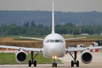 F-GPMC @ LFPO - Airbus A319-113, Lining up prior take off rwy 08, Paris-Orly airport (LFPO-ORY) - by Yves-Q