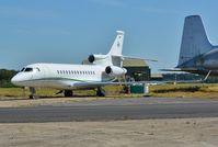 M-CELT @ EGHH - Parked at Jetworks - by John Coates