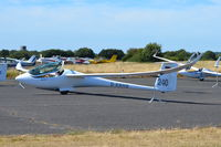 D-KBHB @ X3TB - Parked at Tibenham. - by Graham Reeve