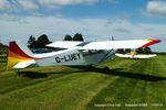 G-LUEY @ EGBR - at Breighton's Summer Fly-in - by Chris Hall