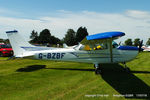 G-BZBF @ EGBR - at Breighton's Summer Fly-in - by Chris Hall