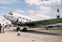 N39165 @ EGVA - In the 100 Years of Flight enclave at RIAT. - by kenvidkid