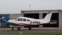 G-FPSA @ EGLK - Falcon Flying Srvs at Blackbushe - by dave226688