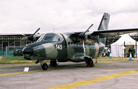 145 @ EGVA - Latvian Air Force at RIAT. - by kenvidkid
