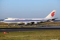 B-2476 @ EDDF - Frankfurt, (FRA), CN 34240, B-747-4FTF, Air China Cargo - by ukrupp