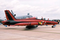 MM54548 @ EGVA - Italian Air Force at RIAT. - by kenvidkid