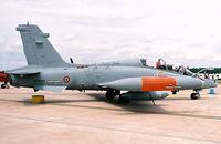 MM55081 @ EGVA - Italian Air Force at RIAT. - by kenvidkid