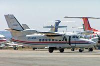 3D-NVA @ FALA - Let L-410 UVP-E3 Turbolet [882035] (Transairways) Lanseria~ZS 20/09/2006 - by Ray Barber