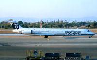 N969AS @ KLAX - Douglas DC-9-83 [53063] (Alaska Airlines) Los Angeles-Int'l~N 02/10/2004 - by Ray Barber