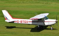 G-BTGX @ EGCB - At City Airport Manchester - by Guitarist