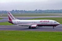 D-ABAM @ EDDL - Boeing 737-46J [28867] (Air Berlin) Dusseldorf~D 27/05/2006 - by Ray Barber