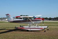 N192CW @ KOSH - Cessna R172K