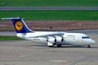 D-AVRL @ EGBB - British Aerospace BAe 146-RJ85 [E2285] (Lufthansa Regional) Birmingham Int'l~G 12/05/2006 - by Ray Barber