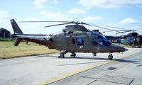 MM81250 @ EGVA - Agusta A-109EOA-2 Hirundo [7403] (Italian Army) RAF Fairford~G 22/07/1995